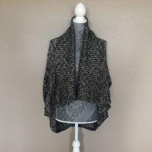 Michale stars sweater coat
